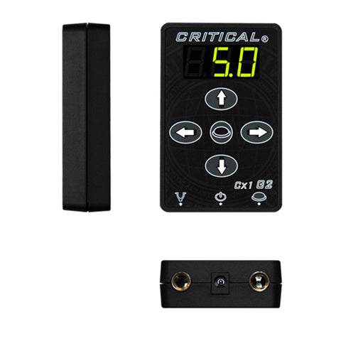 Critical CX1 Power Supply