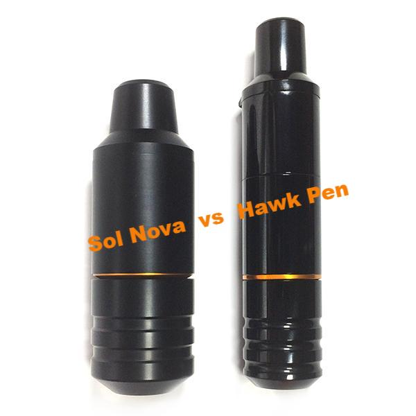 Sol Nova vs Hawk Pen