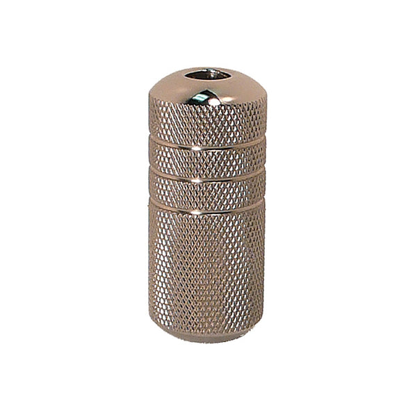 Stainless Knurled Grips