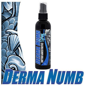 Derma Numb 4oz Anesthetic Spray