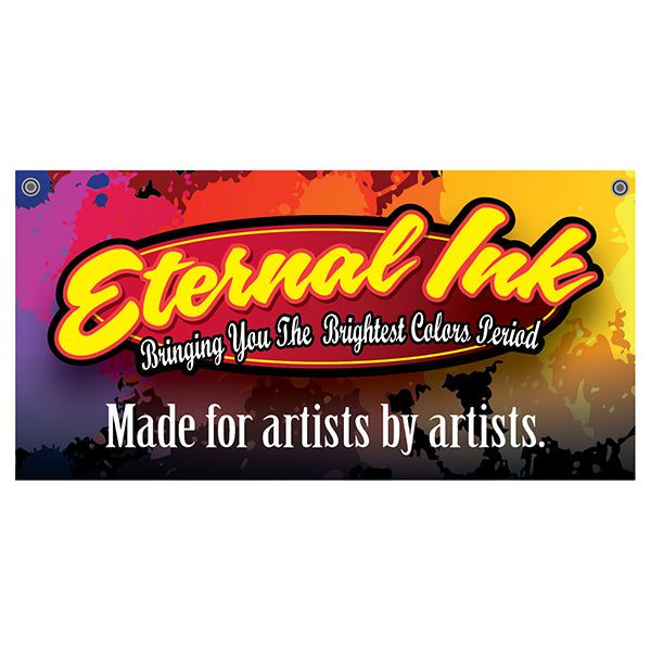 Eternal Ink Artist Banner
