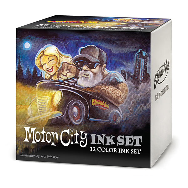Motor City Ink Set