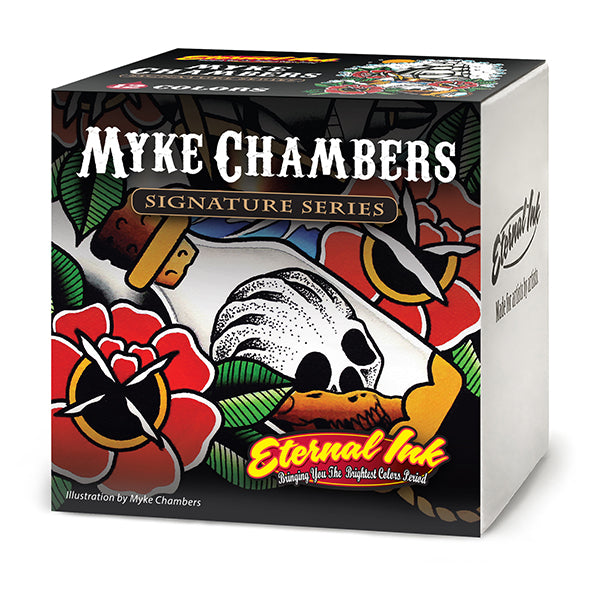 Myke Chambers Signature Series Set