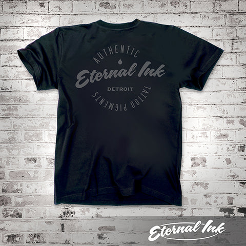 Eternal Ink Stamp Logo Tshirt
