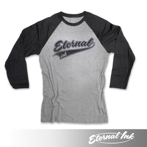 """Team Eternal"" Womens Baseball Tee"