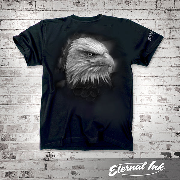 Eternal Ink Marshall Bennett Eagle Tshirt