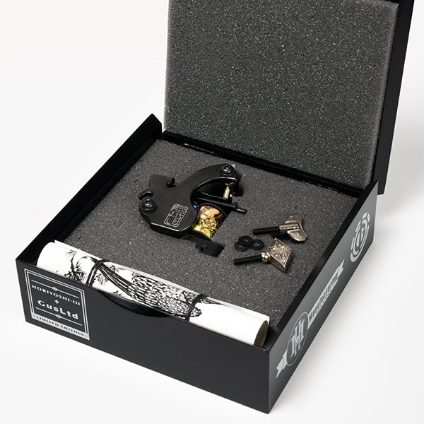 Horiyoshi III Limited Edition Machine by HM-Black