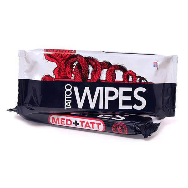 MedTatt Wipes