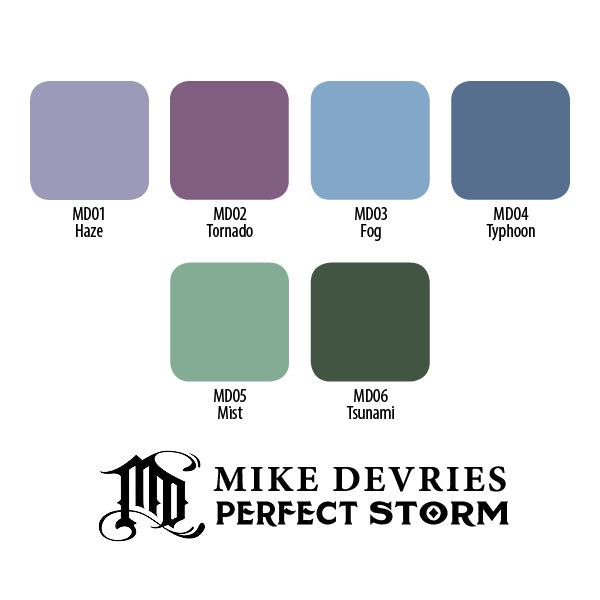 Mike DeVries Perfect Storm Set