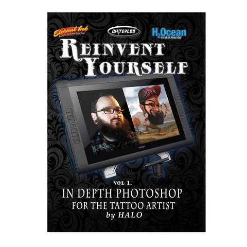 Reinvent Yourself Vol 1 DVD by Halo