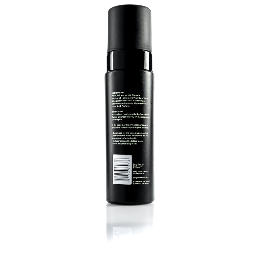 Sorry Mom Professional Tattoo Cleanser – Eternal Tattoo Supply