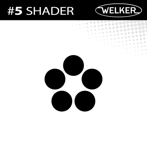 Round Shader Needles
