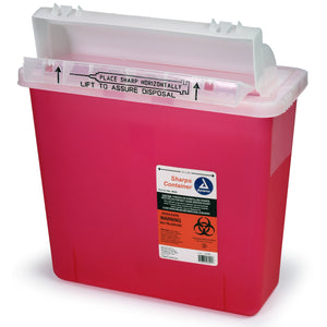 5 Qt Sharps Container