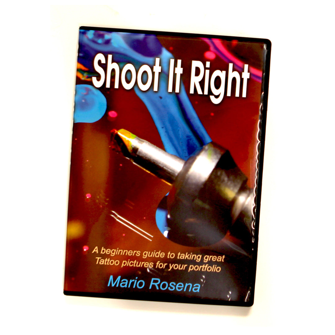 Mario Rosena's Shoot It Right DVD