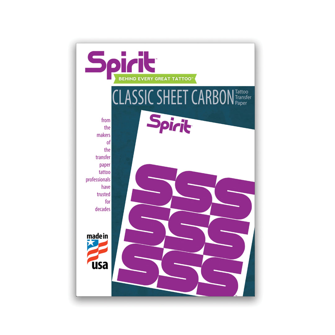 Spirit Classic Carbon Sheet
