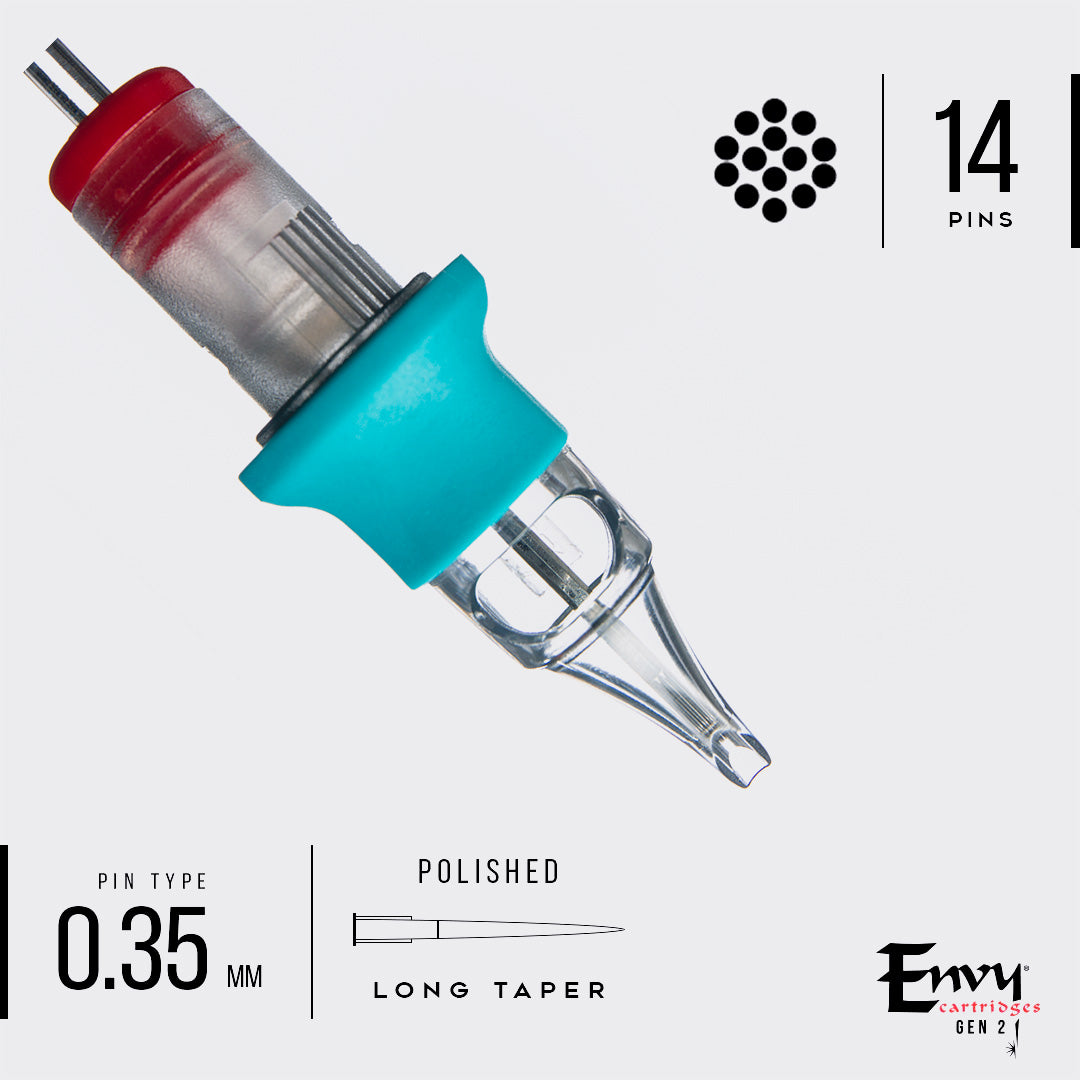Envy Gen 2 Traditional Cartridges