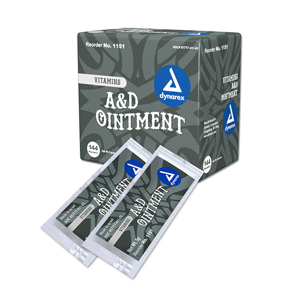 A & D Ointment Packets