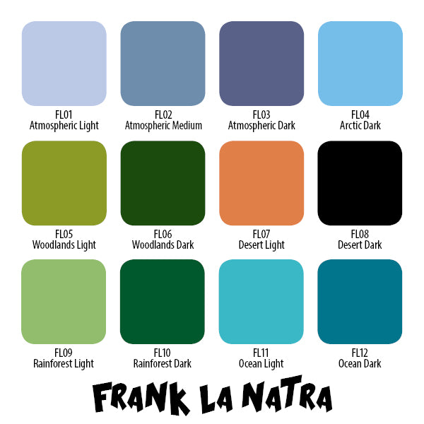 Frank La Natra Signature Series Set
