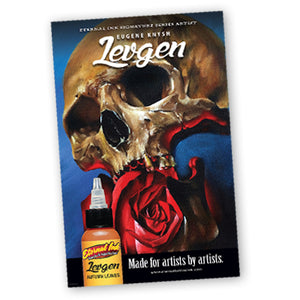Eternal Ink Levgen Poster