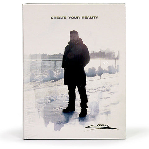 Create your Reality DVD by Stefano Alcantra