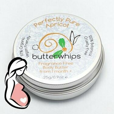Butterwhips Perfectly Pure Apricot-Body Lotion/Cream-Wild Earth Beauty
