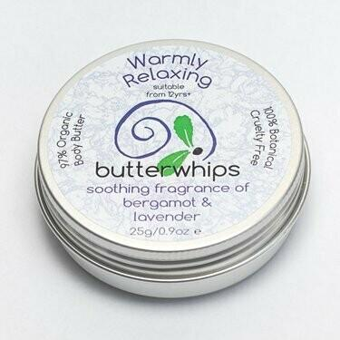 Butterwhips Warmly Relaxing Body Butter-Body Lotion/Cream-Wild Earth Beauty