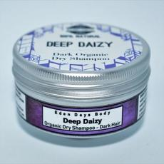 Eden Days Deep Daizy Dry Shampoo (Darker Hair) 25g-Shampoo-Wild Earth Beauty
