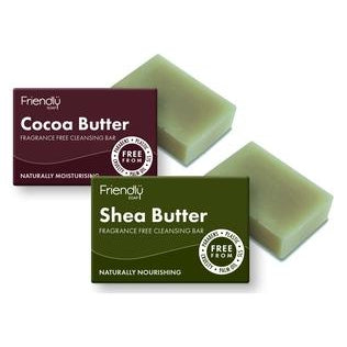 Friendly Soap Cleansing Bars