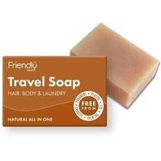 Friendly Soap for Hands & Body-Soap-Wild Earth Beauty
