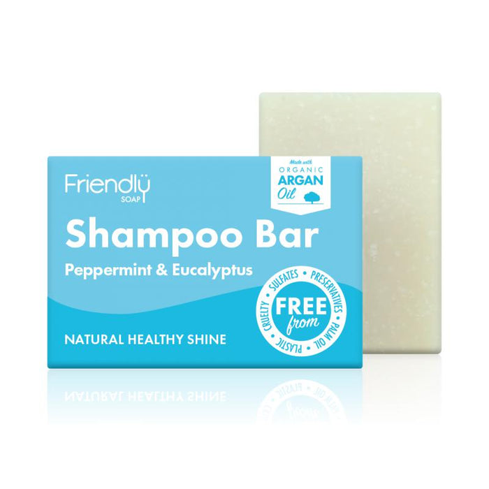 Friendly Soap Shampoo Bars-Soap-Wild Earth Beauty