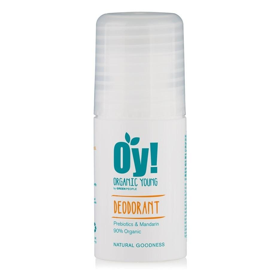 OY! Prebiotics & Mandarin Deodorant 75ml-Deodorant-Wild Earth Beauty