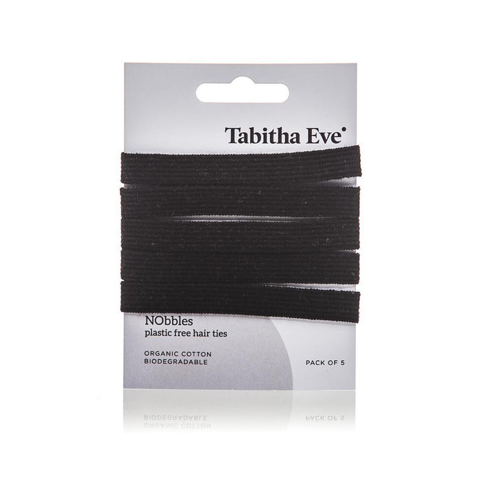 Tabitha Eve NObbles Plastic free Hair ties pck 5-Sponges-Wild Earth Beauty