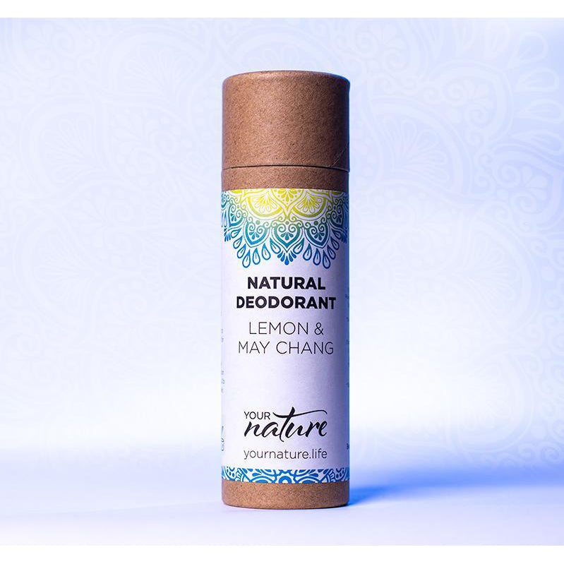 Your Nature Lemon & May Cheng Deodorant Stick 70g-Deodorant-Wild Earth Beauty