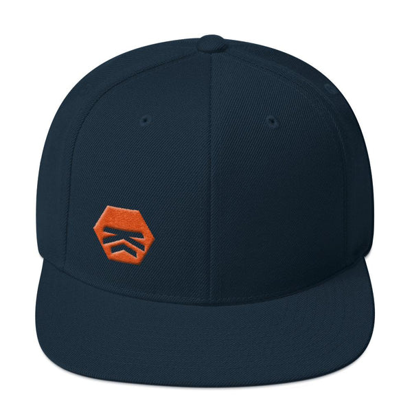 Sidekick Badge Snapback Hat