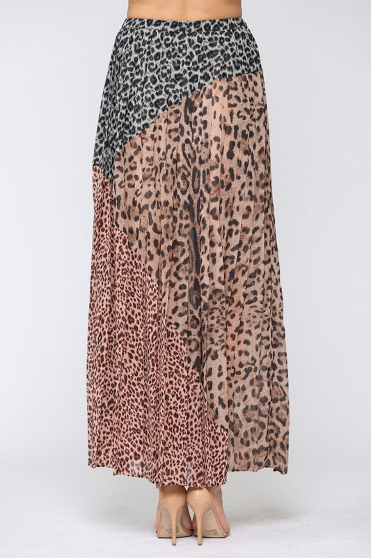 JUNGLE MADNESS SKIRT