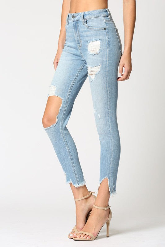 SWEET CREATURE SKINNY JEANS