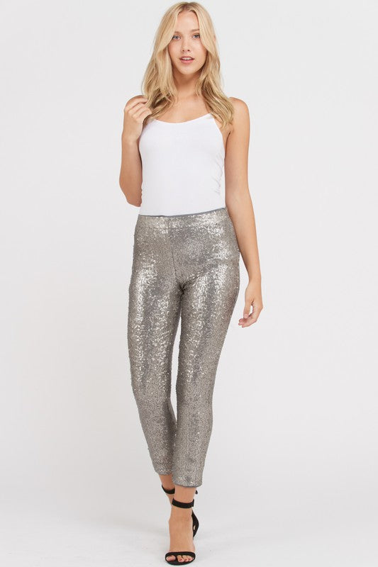 FUNKY FRESH SEQUIN PANTS