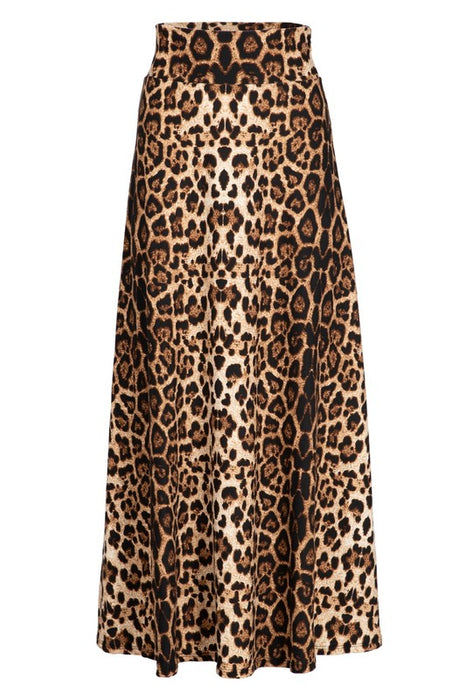 QUEEN OF THE JUNGLE MAXI SKIRT