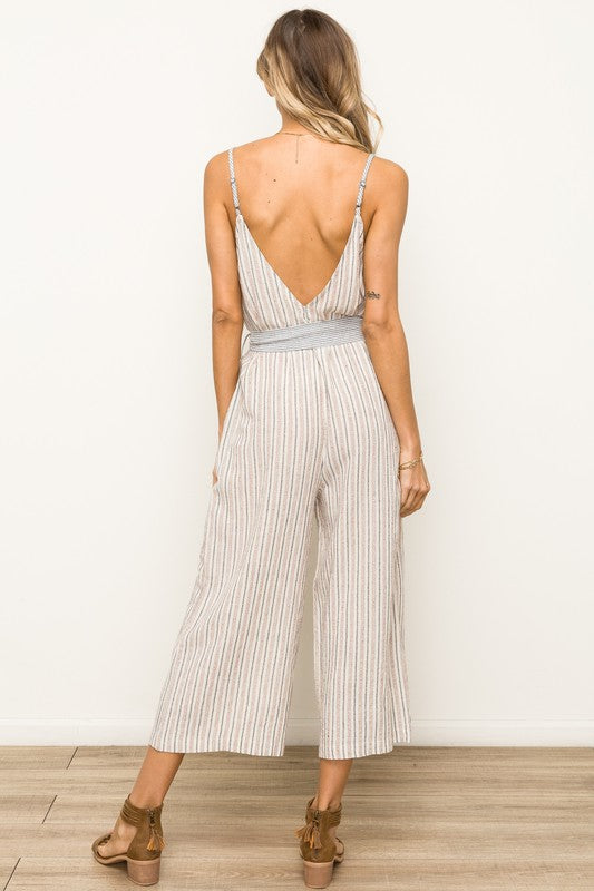 TIE ME TO SUMMER JUMPSUIT
