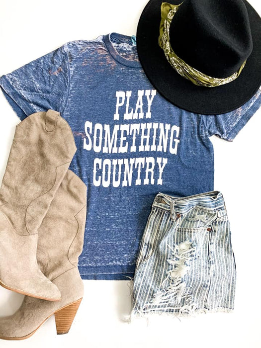PLAY SOMETHING COUNTRY TEE
