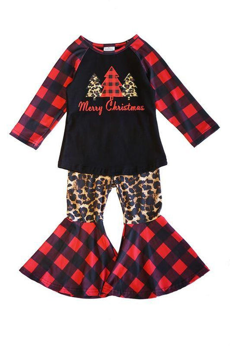BIRDIES MERRY CHRISTMAS OUTFIT SET