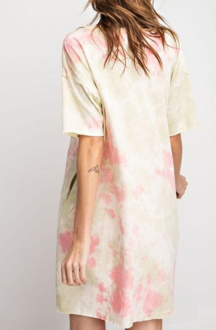 CANCEL EVERYTHING TUNIC DRESS
