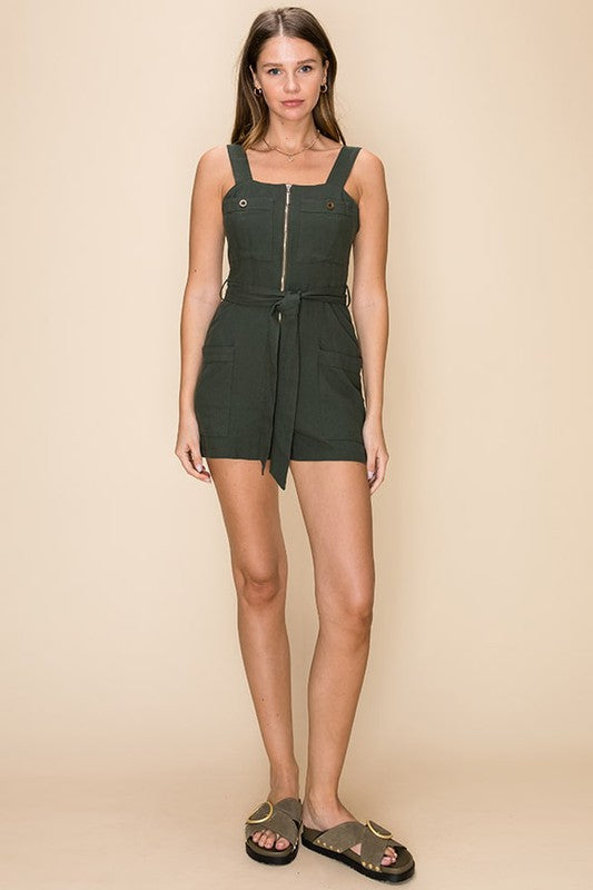 IN FORMATION ROMPER