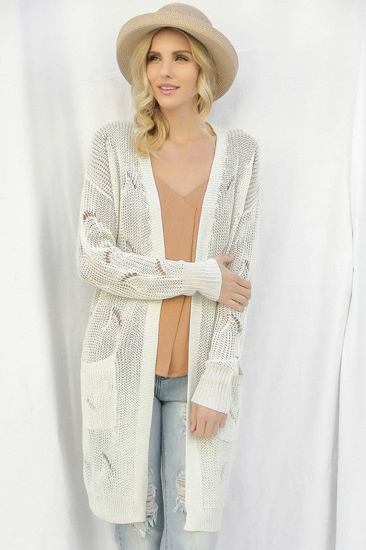 FRESH BREEZE CARDIGAN