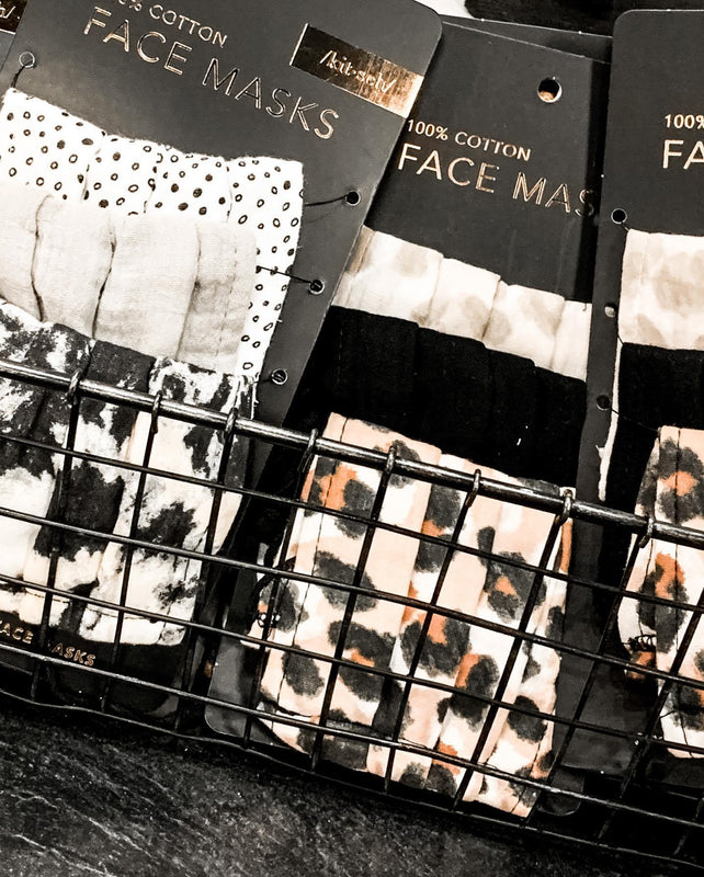FACE MASK SET - FIERCE