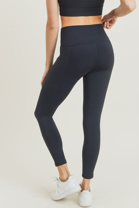 FEEL THE PERFECTION BLACK LEGGING