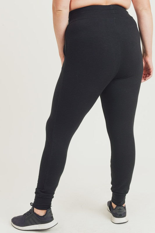 CURVY LOUNGE NOW JOGGERS
