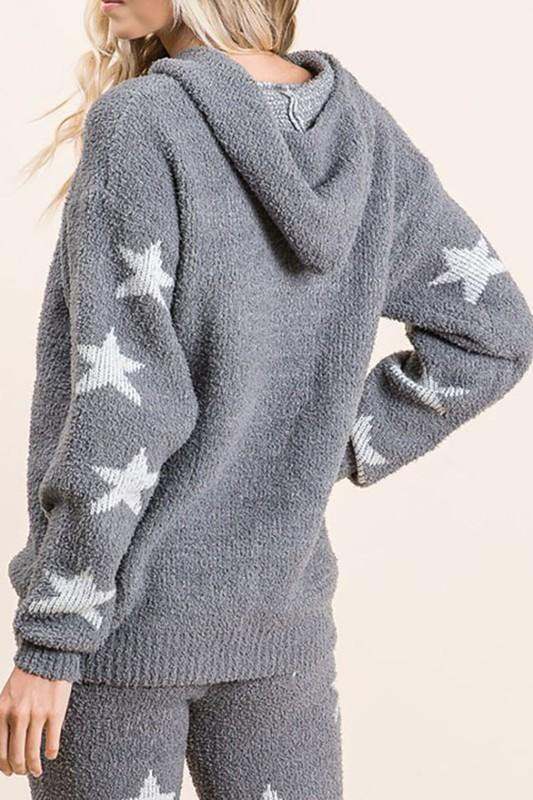 OVERCAST FOR THE SEASON STAR DREAMER HOODIE