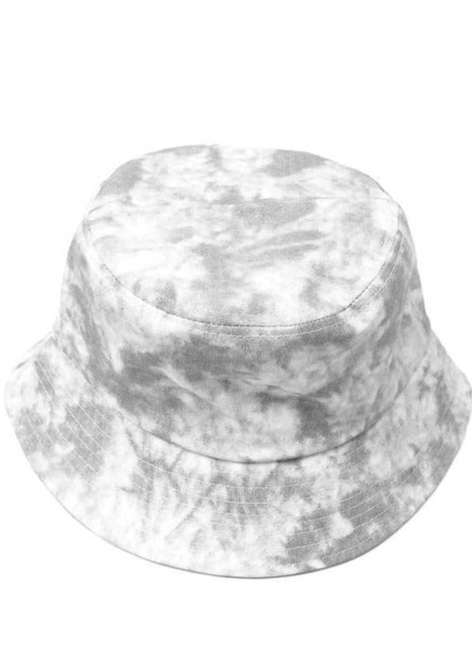 Bucket Hat Babe | Tie Dye Black - shopbellabird