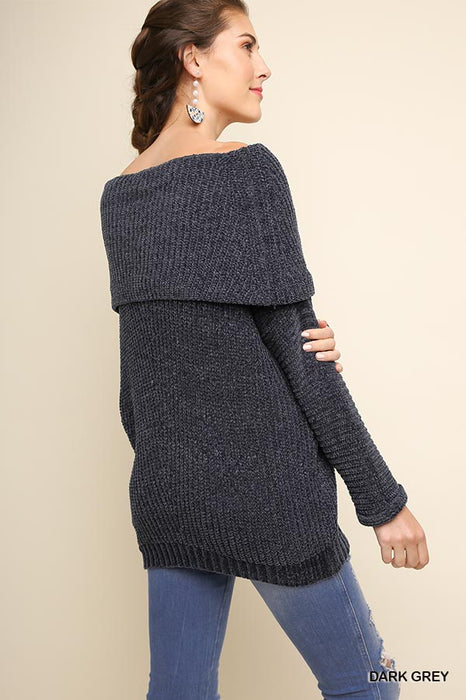 CALL AHEAD KNIT SWEATER